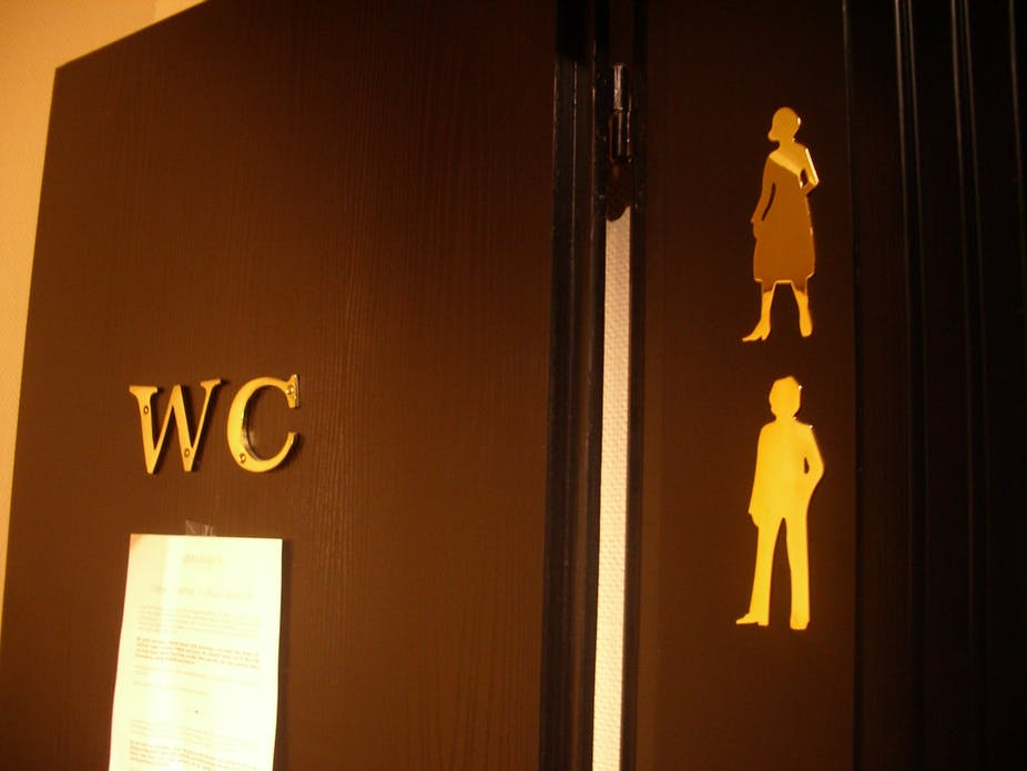 What's The Backlash Against Gender-neutral Bathrooms All