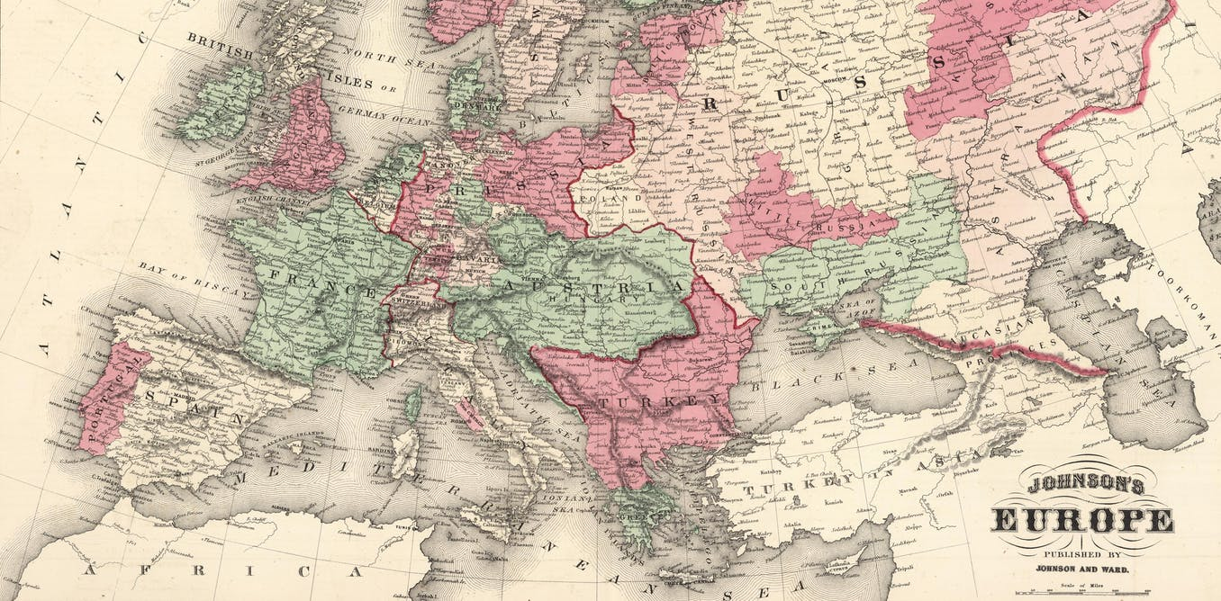 19th century science technology and cultures - Back To The 19th Century How Language Is Being Used To Mark National Borders