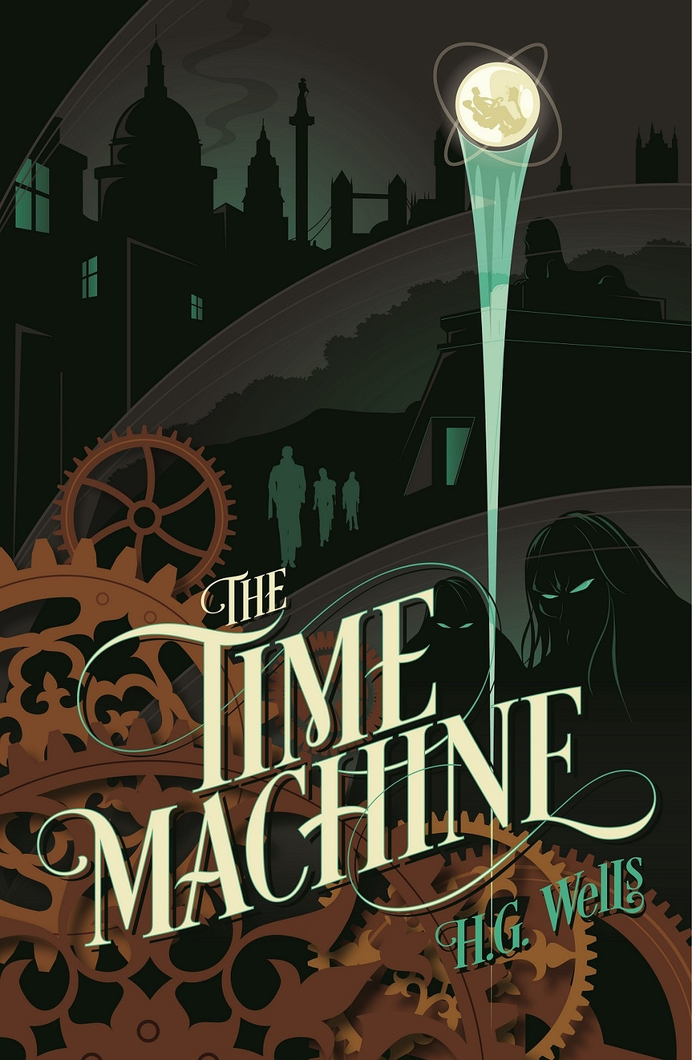 the idea of time travel in the time machine by hg wells So where did hg wells get his idea from and even in the final version of the time machine wells drops some hints of the wider implications of time travel in the book's introductory dinner party without the idea of time travel in the first place.