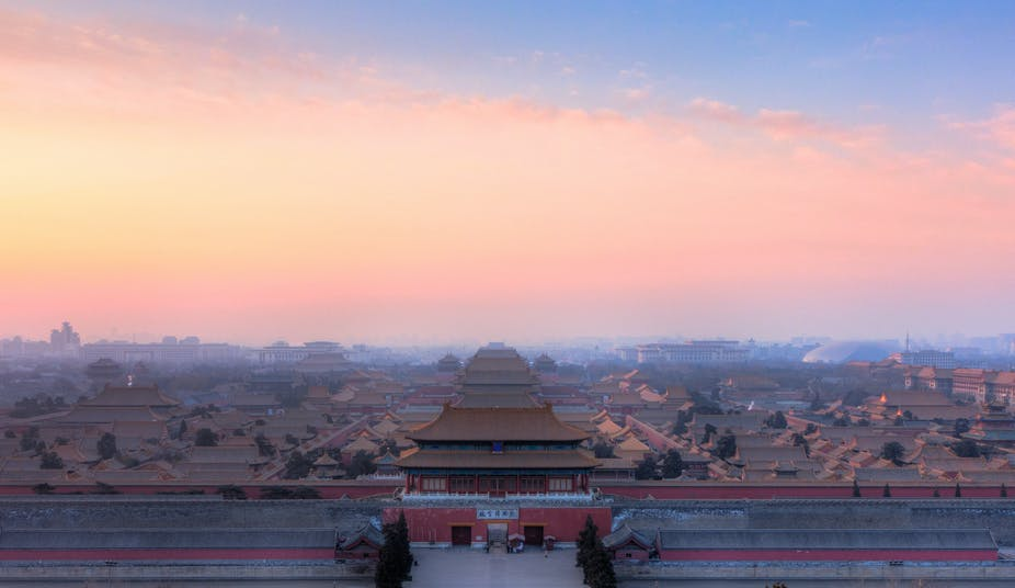The forgotten history of Beijing s first Forbidden City