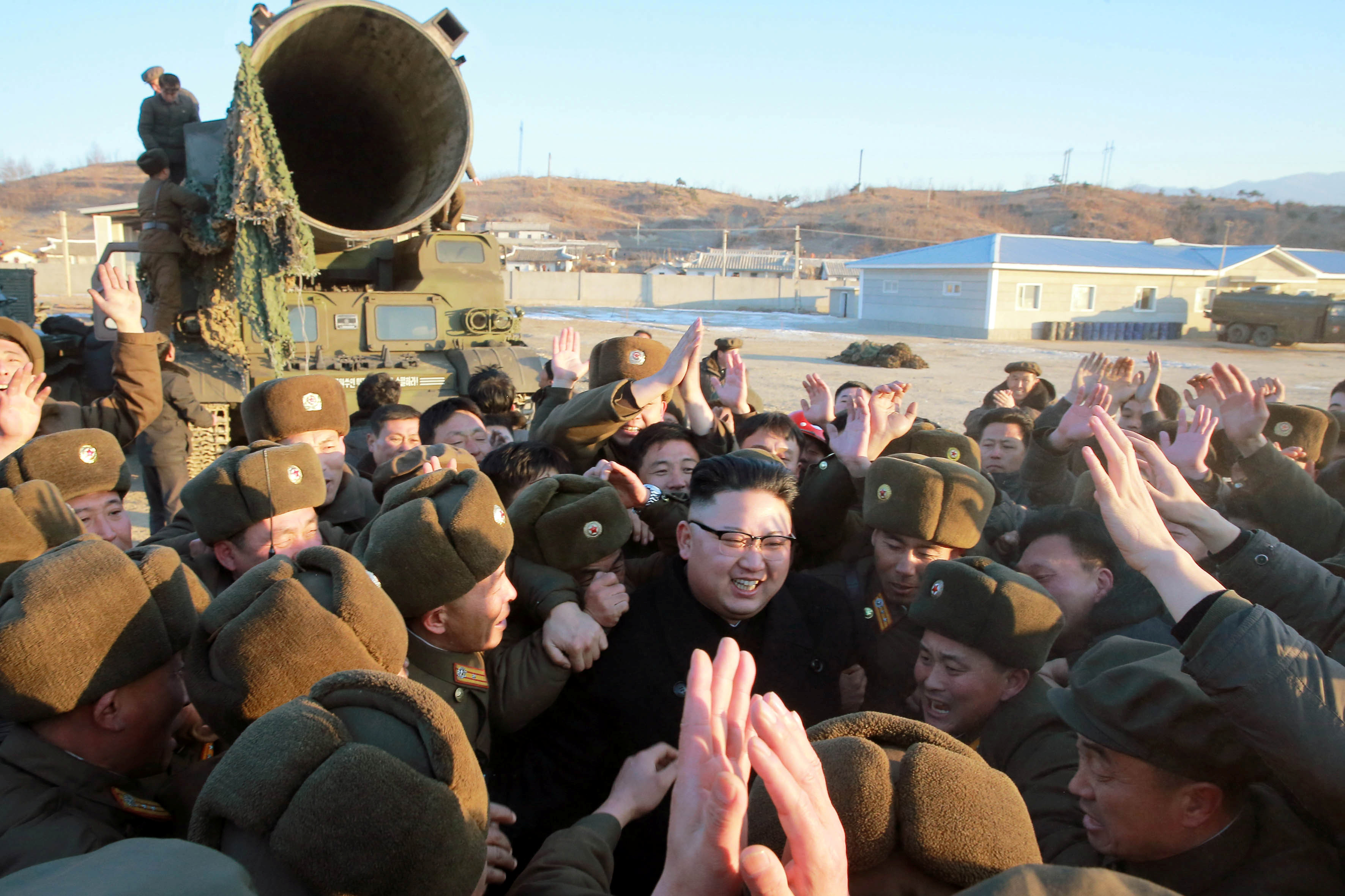 USA voters don't trust Trump when it comes to North Korea