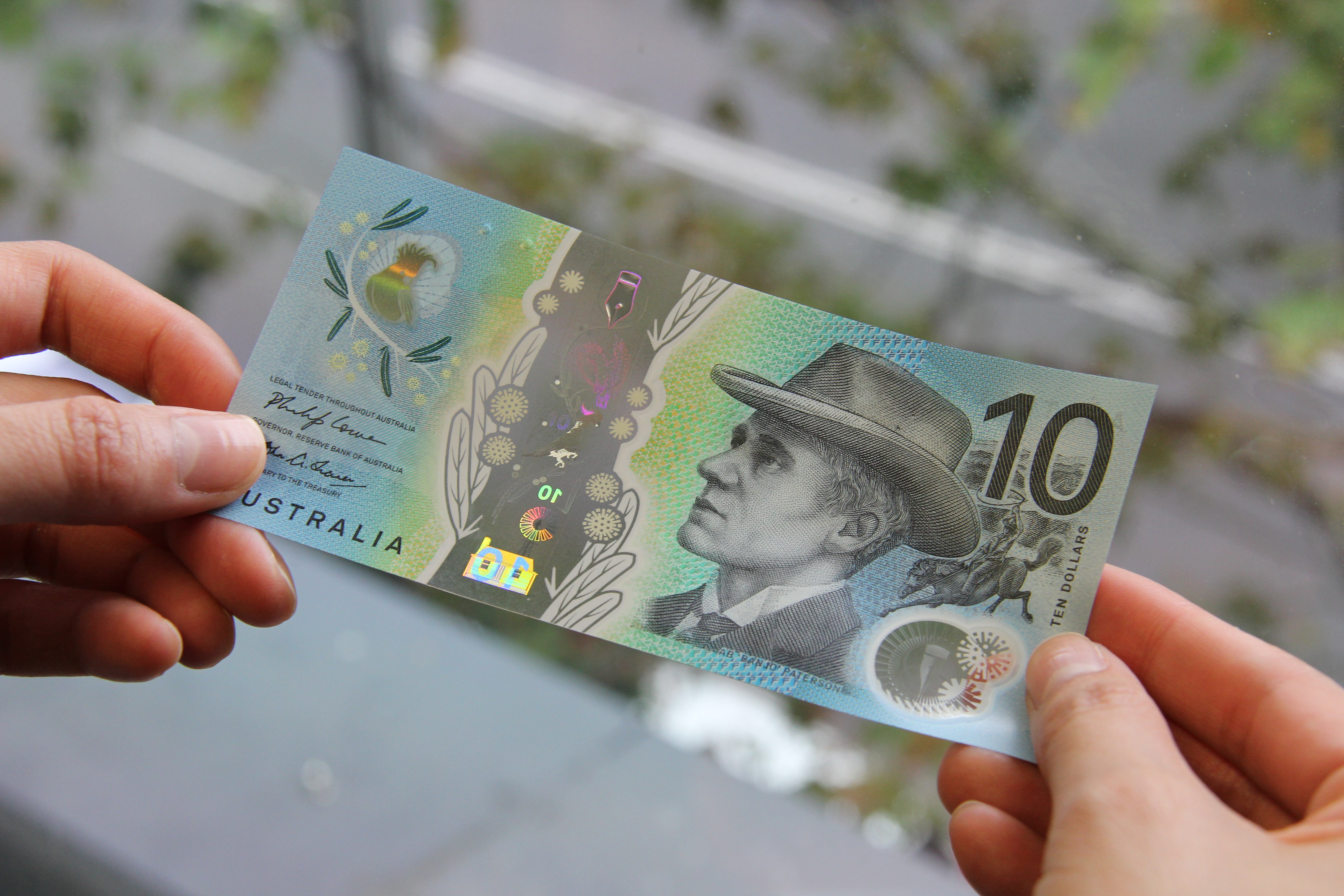 The new, revamped $10 note has been released