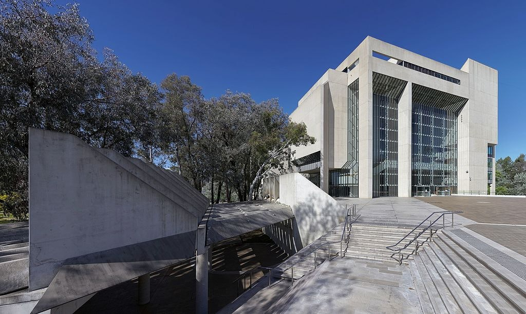 Picture of the High Court of Australia