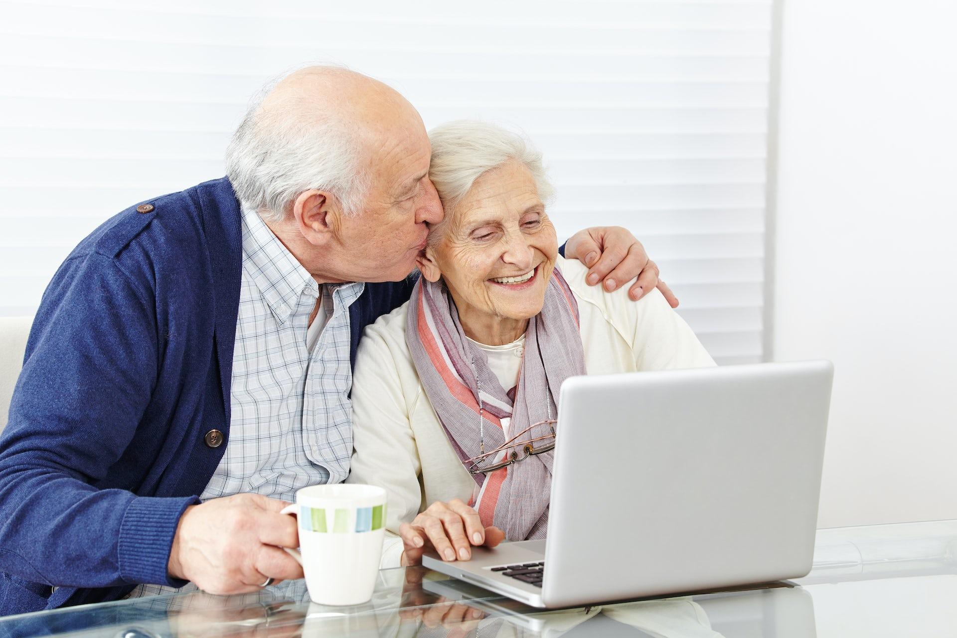 Seniors dating sites australia