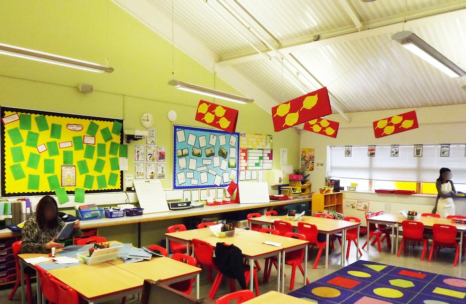 Primary Classroom Design Guide ~ Classroom design can boost primary pupils progress by